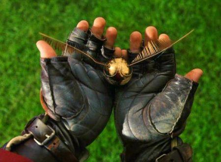 """La nascita del Quidditch come sport """"Babbano"""""""