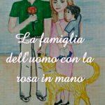 La famiglia dell'uomo con la rosa in mano: booktrailer