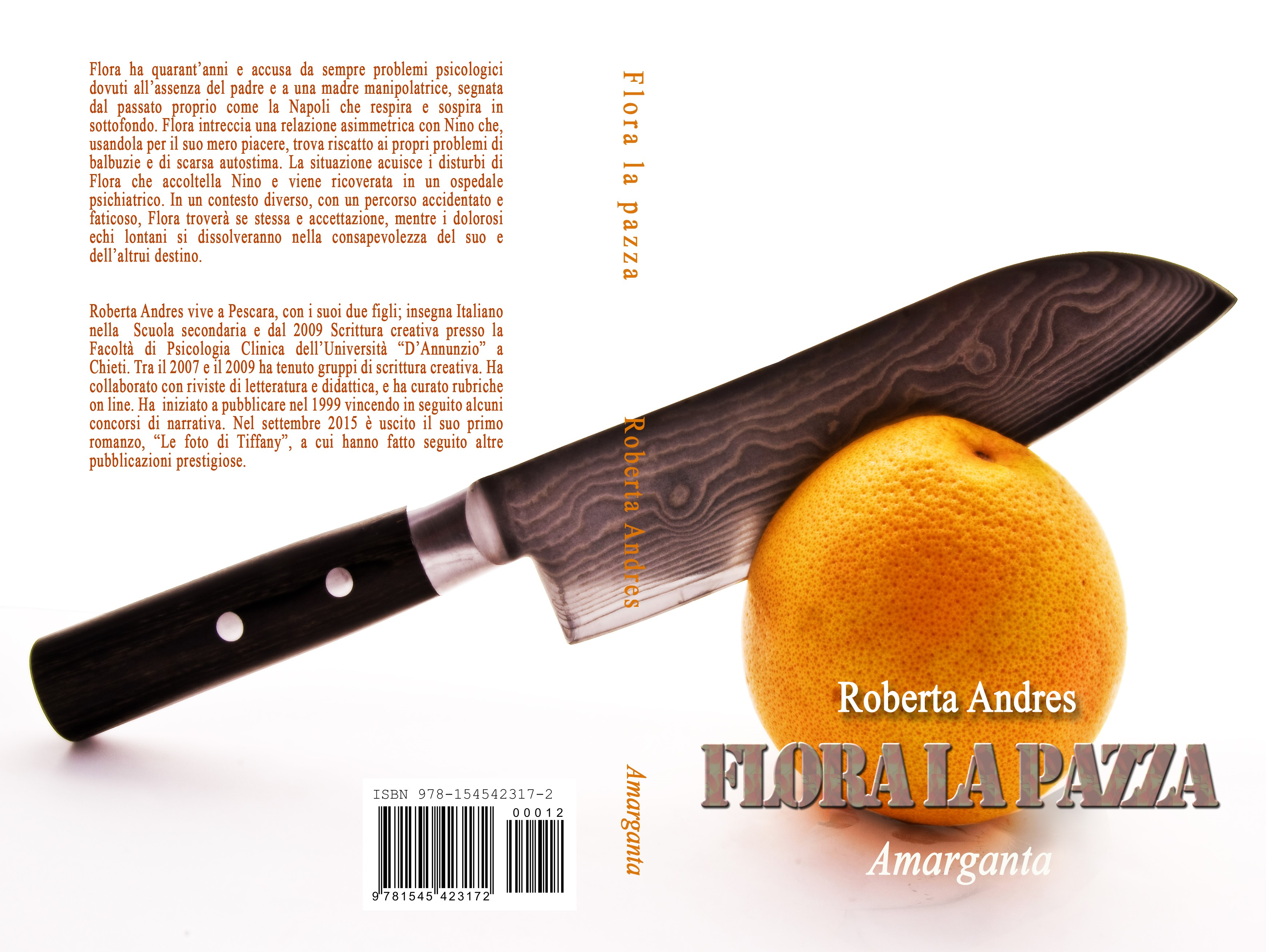 Flora la pazza amazon Facebook libro