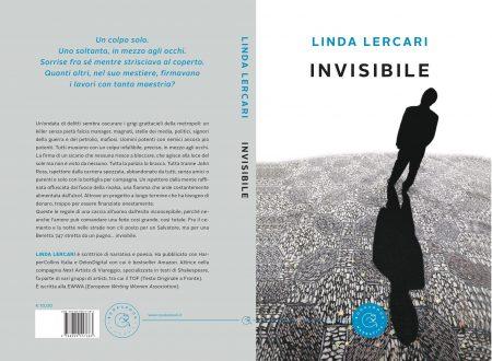 Linda Lercari: intervista all'autrice di Invisibile
