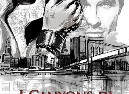 "Ryan Harris: protagonista del romanzo ""I Canyons di Manhattan"""