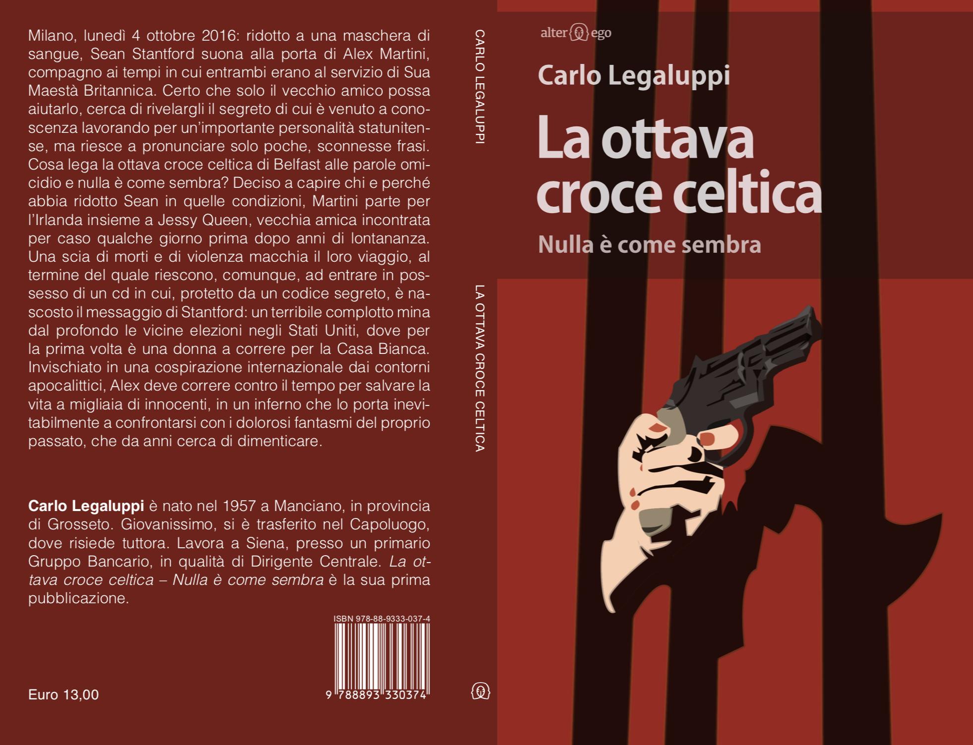 Carlo Legaluppi intervista alterego autore scrittore