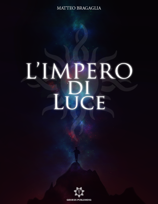 impero di luce amazon lulu kindle ebook matteo cover copertina spam