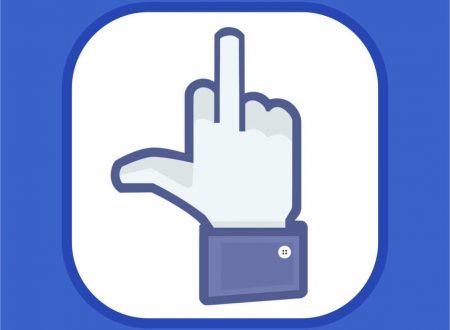 Digitus impudicus, ovvero l'arte di mostrare il dito medio