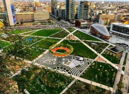 Biblioteca degli alberi: a Milano un nuovo spazio verde
