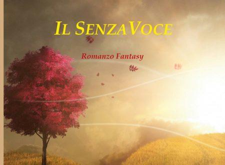 SenzaVoce della scrittrice Maria Fazio: copertina