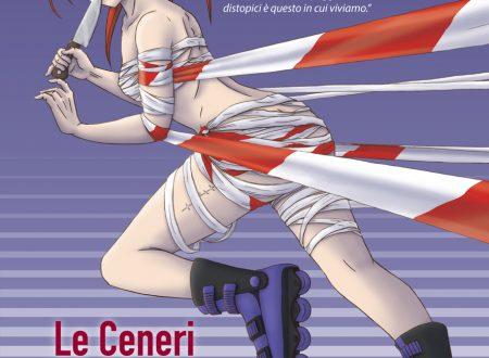 Le ceneri della Fenice – The Fade: copertina