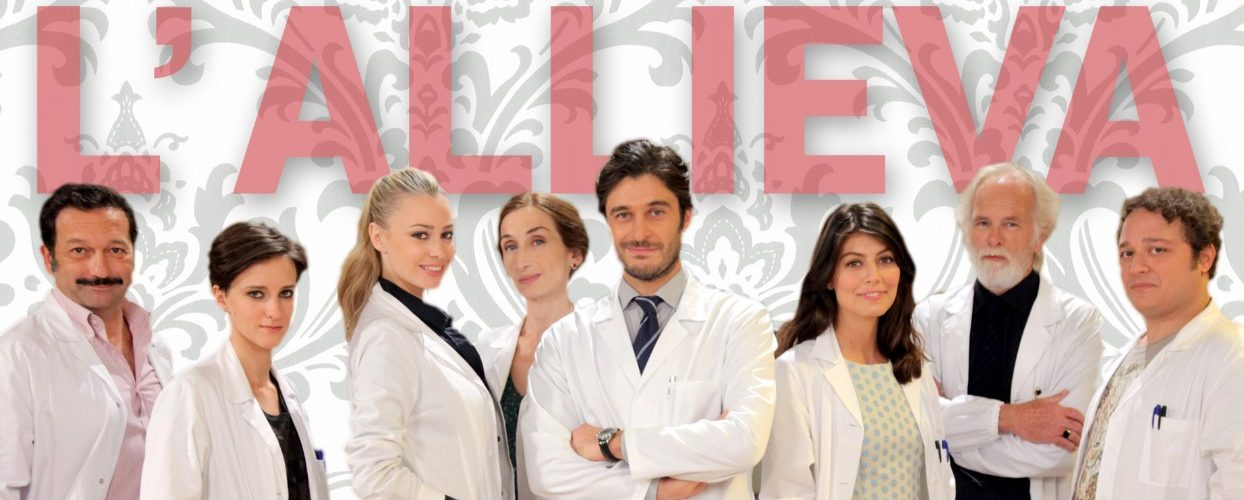 l'allieva cast completo