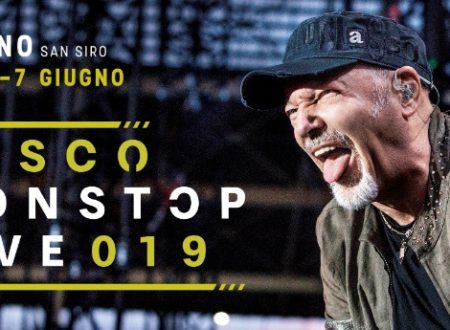 VascoNonStopLive 2019: Cagliari e Milano per il concerto!
