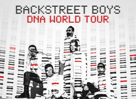 Backstreet Boys: concerto in Italia!