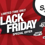 Black Friday 2018: sconti folli a novembre!