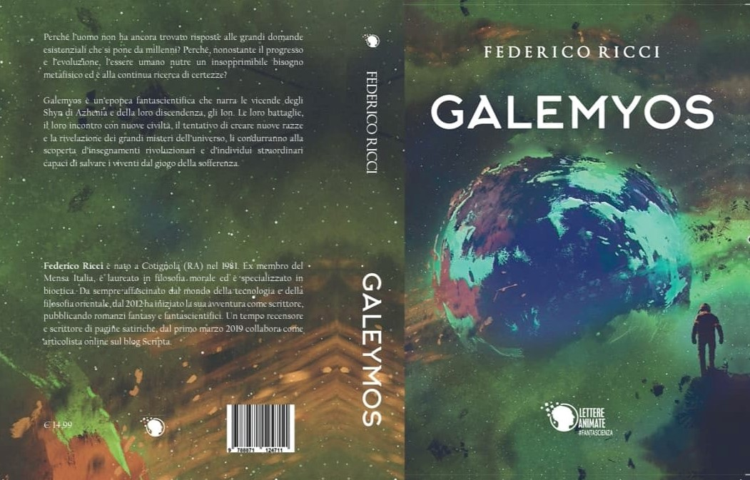 galemyos intervista federico ricci