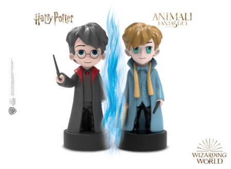 Wizzis Harry Potter e Animali Fantastici da Esselunga